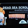 Dead Sea Scroll Exhibit :